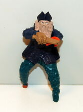 "2008 Davy Jones 4"" McDonald's Action Figure #7 Disney Pirates Of The Caribbean"