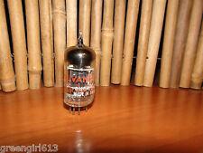 Vintage Sylvania 6u8 Ecf82 England Fm Tuner Tube #7415 847 84
