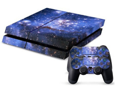 Starry Sky Galaxy Vinyl Skin Decal Cover for Sony PlayStation 4 PS4 Console