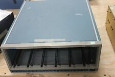 Tektronix TM506 6 Slot Module Mainframe Chassis TM 506 Power Supply