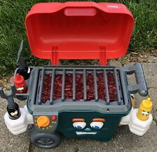 SALE Talking PLAYSKOOL BBQ Grill + Interactive Utensils & Condiments from Hasbro