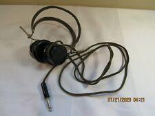 New listing Antique World War 1 Nathaniel Baldwin Type C Headset Headphones