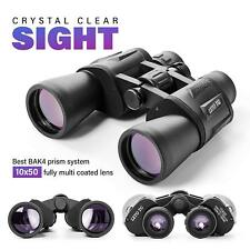 Premium 10 x 50 Binoculars With BK4 Prism, Fully Multi-Coated Lens, Waterproof