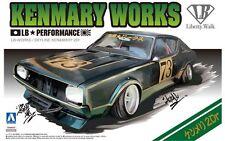 Aoshima 09819 1/24 Liberty Walk Model Car Kit LB Works Skyline KenMary 2Dr