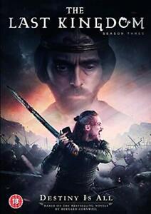 LAST KINGDOM SEASON 3 [DVD]