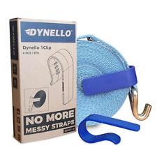 Dynello One Clip - RATCHET STRAP CLIPS - pk24
