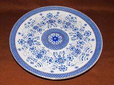 "Rare Hallmark Arrow BAVARIA Germany Serving PLATE HANDGEMALT 11.75"" Delft Blue"