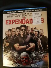 Expendables,  Blu-ray +DVD W/Slipcover, Best buy Exclusive, DIGITAL Expired, Lot