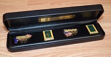 Vintage 1996 Panasonic Techniques Olympiad Collectors Edition Set of 4 Pins READ