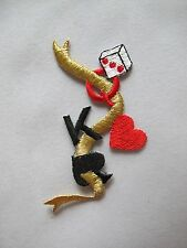 #3628 Dice,Casino Gambling Poker Card Embroidery Iron On Applique Patch
