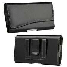 Leather Hip Pocket Case Pouch Holster Belt Clip for new Apple iPhone 7 & 6/6S