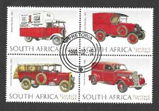 South Africa 1999 125th Anniv. of Universal Postal Union set of 4 Used
