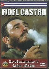 Fidel Castro. Rivoluzionario e lider maximo (2007) DVD