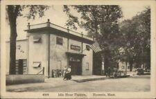 Hyannis Cape Cod MA Idle Hour Theatre c1915 Postcard