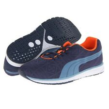 Puma Narita V2 44.5 Competition Running Shoes Running Fitness Trainers Blue