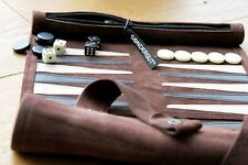 Sondergut Rollup Travel Games - Backgammon