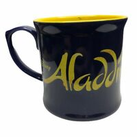 ALADDIN THE BROADWAY MUSICAL - LOGO COFFEE MUG