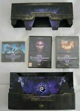 STARCRAFT 2 HEART OF THE SWARM COLLECTOR EDITION FRENCH NEUF INCOMPLET BLIZZARD
