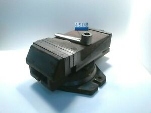 Swivel Base Vice 200mm Jaws, Max Opening 160mm (4408)