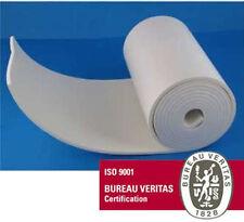 "Adhesive Rubber White Foam Sheet Roll 1/8""x6""x2Yds Orthopedic Medical Grade USA"