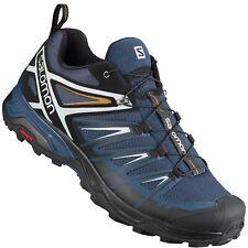 Salomon X Ultra 3 Herren-Wanderschuhe Trekking Schuhe Outdoor Trail Dark Denim