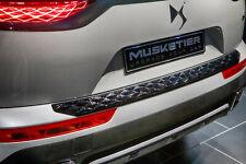 Ladekantenschutz DS7 Crossback aus ABS Black-Look schwarz bumper protection