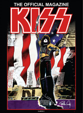KISS OFFICIAL MAGAZINE 2018, Paul Stanley Cover