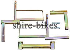 """Transport Rack for 12"""" Wheel (Zinc Plated) Honda MSX125 Grom"""