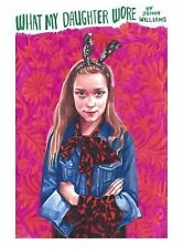 What My Daughter Wore by Jennifer Williams (2014, Paperback)