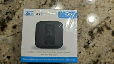 Blink - XT2 Indoor/Outdoor Wi-Fi Wire Free 1080p Add-on Security Camera - Black