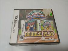Little League World Series Baseball: Double Play (Nintendo DS, 2010) DS NEW