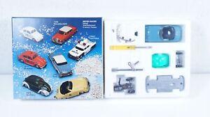 SCHUCO/ MICRO RACER--Porsche..BAUSATZ  / 4 E 075