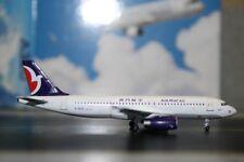 Panda Model/Skywings 1:400 Air Macau Airbus A320-200 B-MCB (PM-B-MCB) Die-Cast