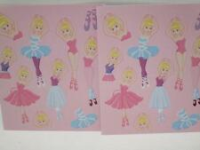 30 ballet ballerina dancers stickers birthday party loot bag favours reward