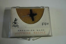 Vintage FIFE Precision Made .7 MIL Dual Sapphire 1333 Stereo Replacement Needle