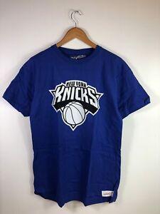 Mitchell & Ness NBA New York Knicks T-Shirt - Adult M
