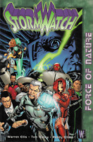 Stormwatch Vol 1: Force of Nature The Authority by Ellis & Raney 2000 TPB OOP