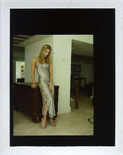 PHOTO ANCIENNE - VINTAGE SNAPSHOT - FEMME MODE POLAROID POLA - WOMAN FASHION 1