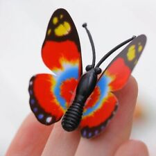 12 PCS House Decoration Stereo Butterflies Refrigerator Stickers