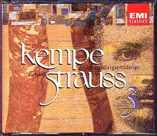 Rudolf M.: Strauss une alpensinfone Don Quixote Macbeth Paul TORTELLIER 3cd
