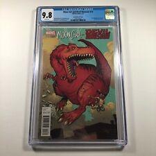 Moon Girl and Devil Dinosaur #13 Variant CGC 9.8 Marvel Comics 2017