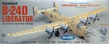 B-24D Guillows #2003 Balsa Wood Model Airplane Kit