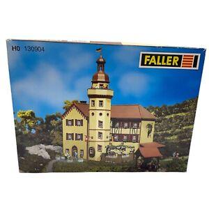NEW Faller HO 130904 Schlosshotel Mit Weinkellerei Castle