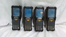 Set of 4 Symbol Motorola Motorola Mc9094 Scanner Kit