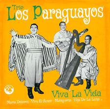 CD TRIO LOS PARAGUAYOS Viva la vida