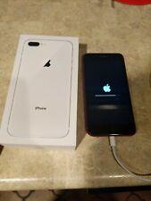 Apple iPhone 8 Plus (PRODUCT)RED - 64GB - (Unlocked) A1864 (CDMA + GSM)