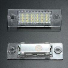 Q5W8 LED License Number Plate Light Lamp VW TRANSPORTER T5 CADDY TOURAN Golf Pas