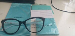TIFFANY&Co.frames NEW !!in foil authentic! model TF2147-B 8001 with certificate