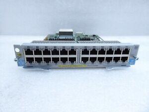 HP Gig-T PoE+ v2 zl Mod J9534A