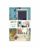 Moomin Mini Notebook Collection (Mini Notebook Collections) Book The Fast Free
